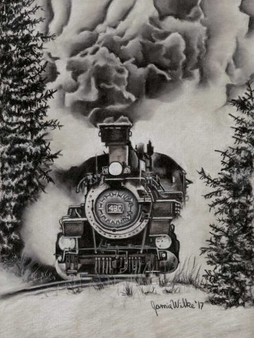"""Colorado Steam Train"""